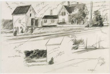 Study for Route 6, Eastham