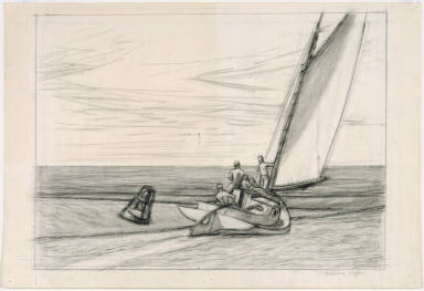 Study for Ground Swell