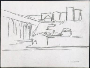 (Bridge and Buildings)