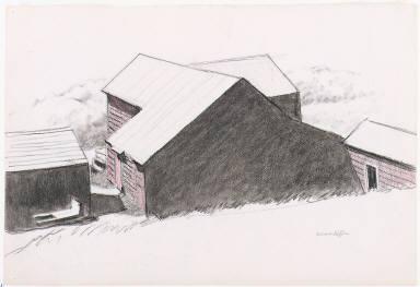 (Cobb's Barns, South Truro)