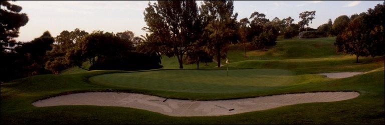 La Jolla Country Club 6th hole, La Jolla, CA, 2000