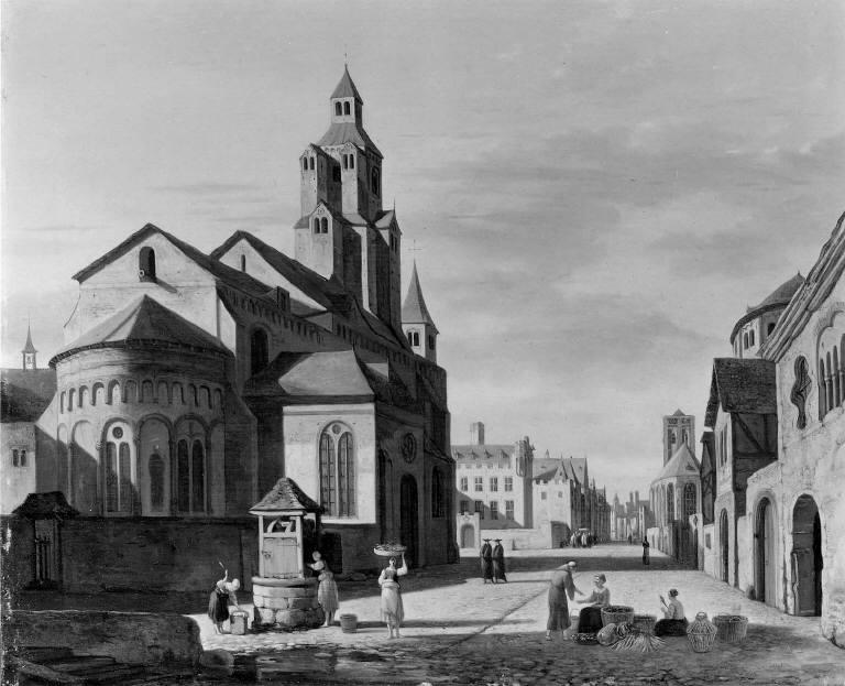 Church of St. Cecilia, Cologne