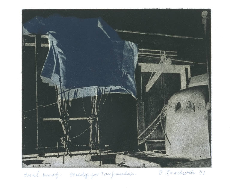 Study for Tarpaulins Two