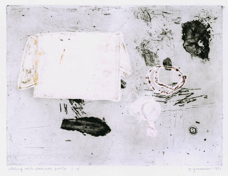Etching with Variable Parts One
