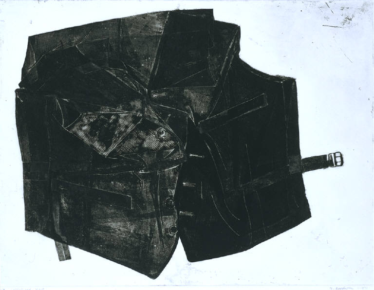 Collapsed Vest One (Crushed Vest)