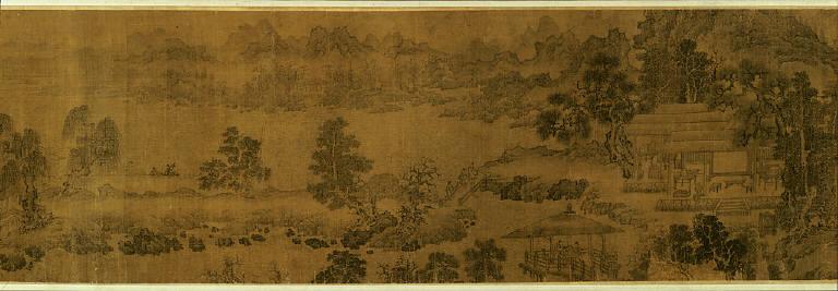 The Wangchuan Villa