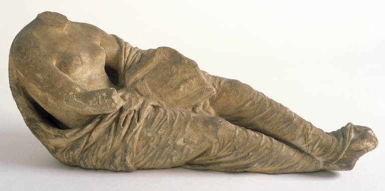 Reclining Muse