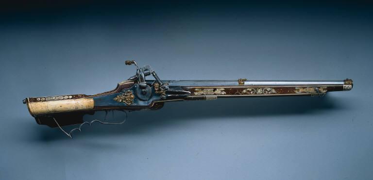 Wheel-Lock Rifle