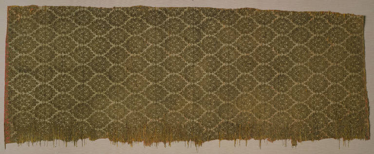 Textile with Palmettes