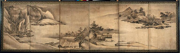 Landscape of the Four Seasons