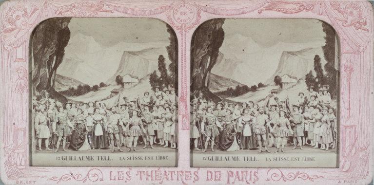 Les Théatres de Paris