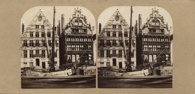 Maison des Bateliers, Ghent