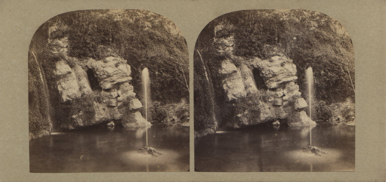 Fountain at Bonchurch, Isle of Wight