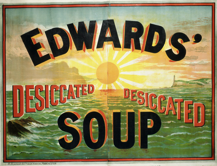 POSTER: Edwards' Desiccated Soup