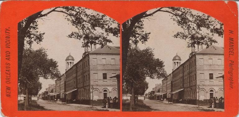 Parish prison