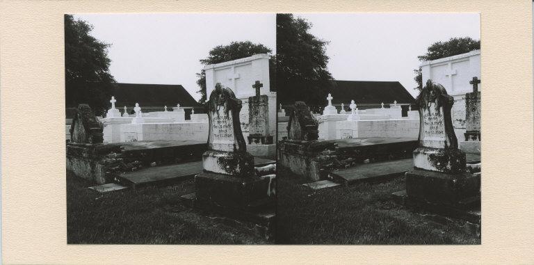 St. Anthony's churchyard