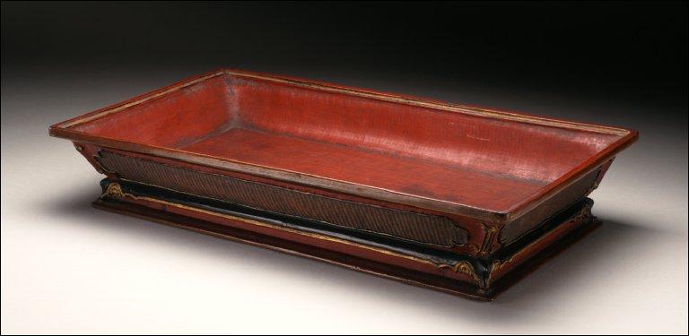 Rectangular Tray (Changfan Pan)
