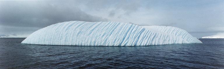 Striated Berg, Neumayer Channel, Antarctica