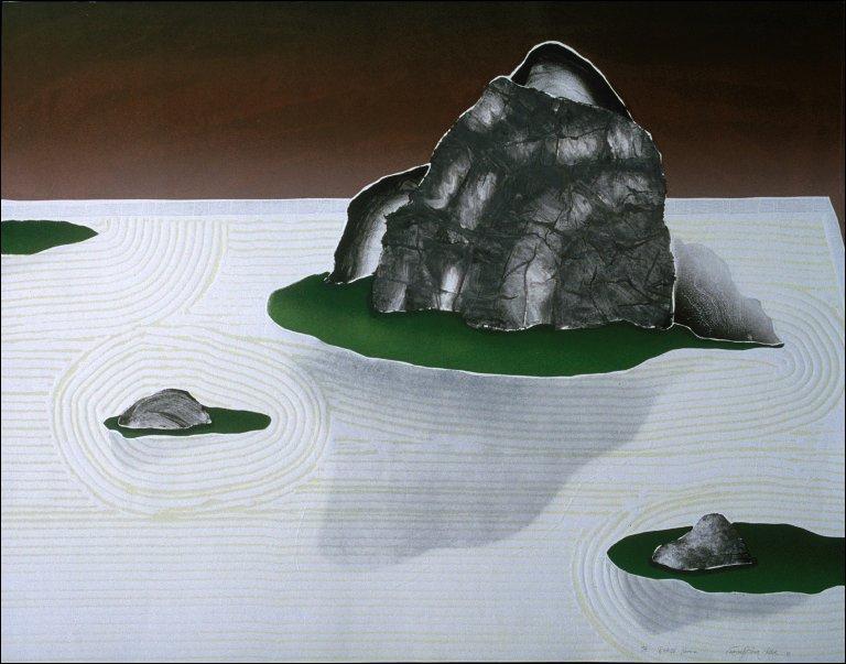 Rocks III (triptych)