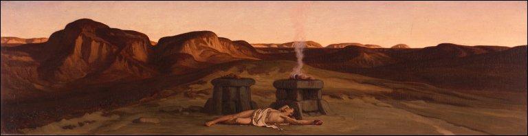 Death of Abel (The Dead Abel)