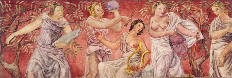 Allegory of Music: The Muses