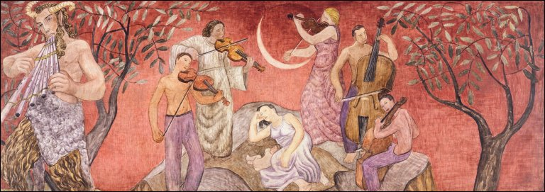 Allegory of Music: Tranquillity