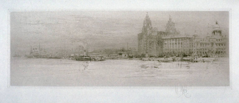 The Mersey River