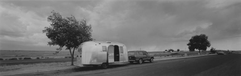 Trailer, Arizona, 1975