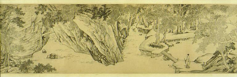 Beckoning of Solitude (Zhaoyin tu)