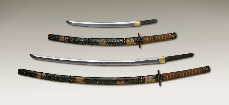 Long Sword and Scabbard (multi-part piece)