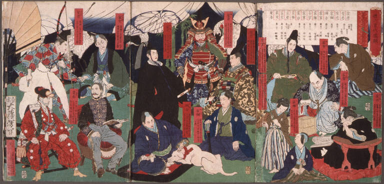 Portraits of the Tokugawa Rulers