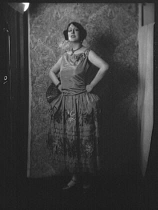 Petrova, Olga, Miss, portrait photograph