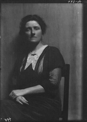 Seymour, H.T., Mrs., portrait photograph