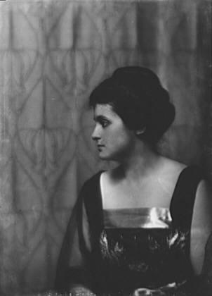 Dodge, H.C., Mrs., portrait photograph