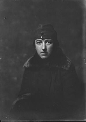 Williams, Constance, Miss, portrait photograph