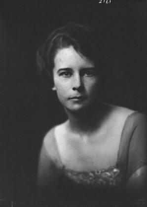 Kelsey, M., Miss, portrait photograph