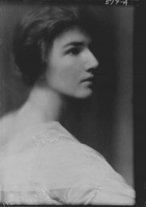 Rand, Florence, portrait photograph