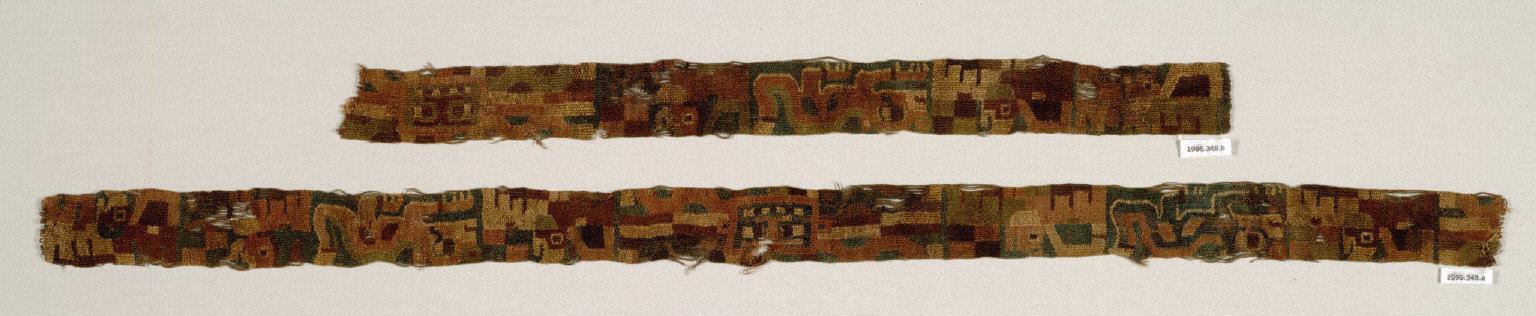 Fragment of a Belt