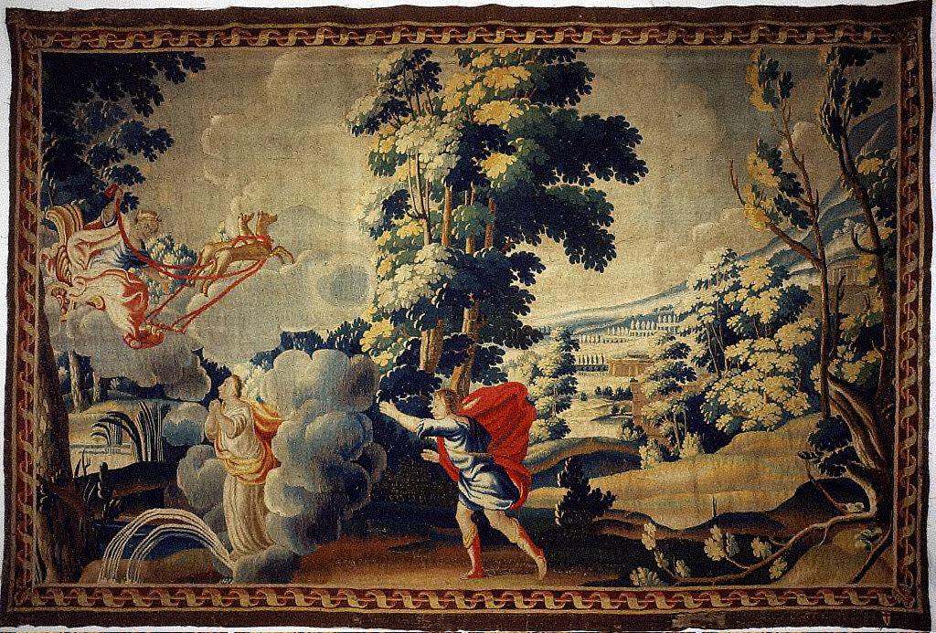Alpheus and Arethusa