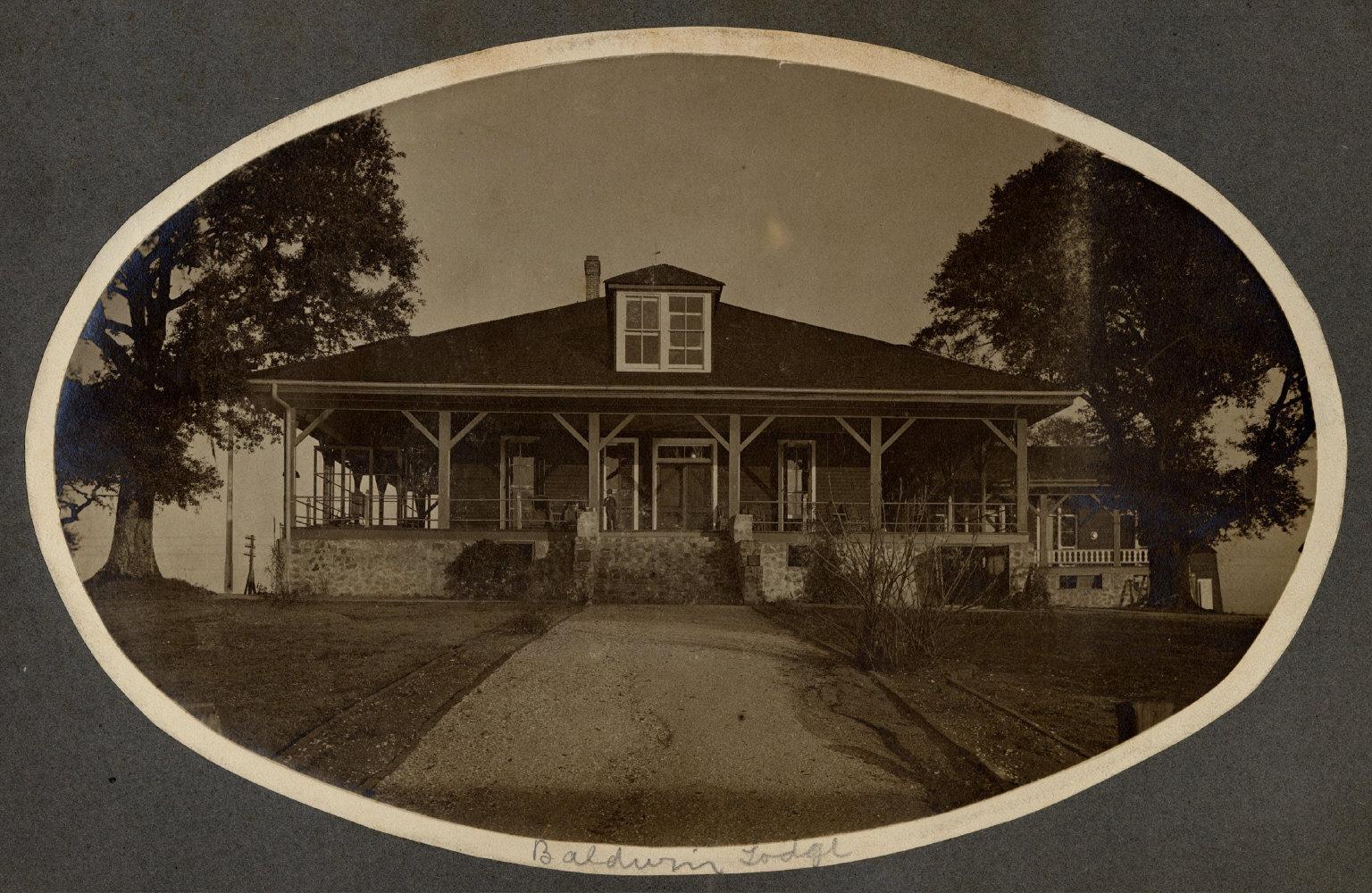 Baldwin lodge