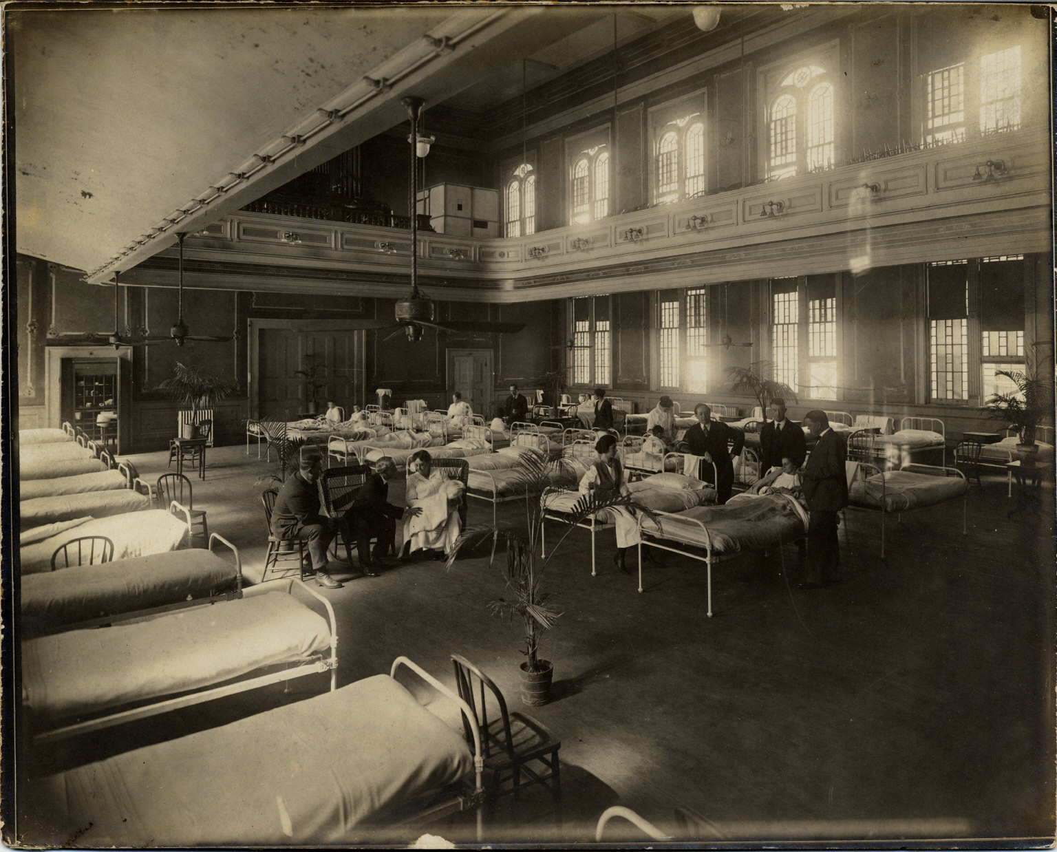 Knights of Columbus convalescent hospital