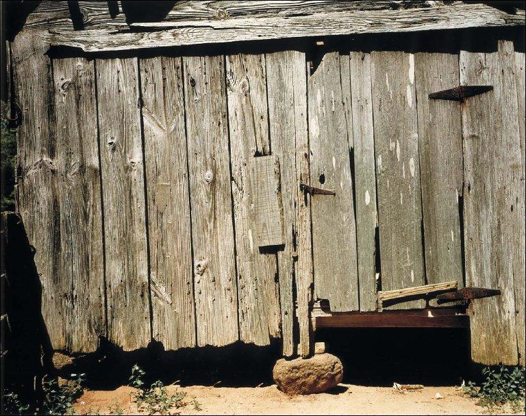 Tool Shed--near Stewart, Alabama