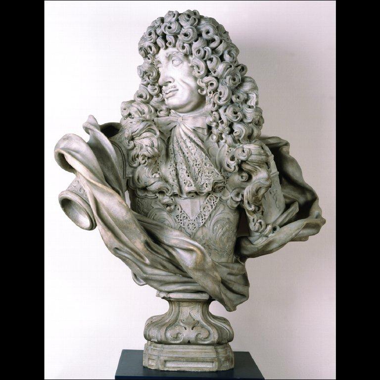 BUST of Charles II