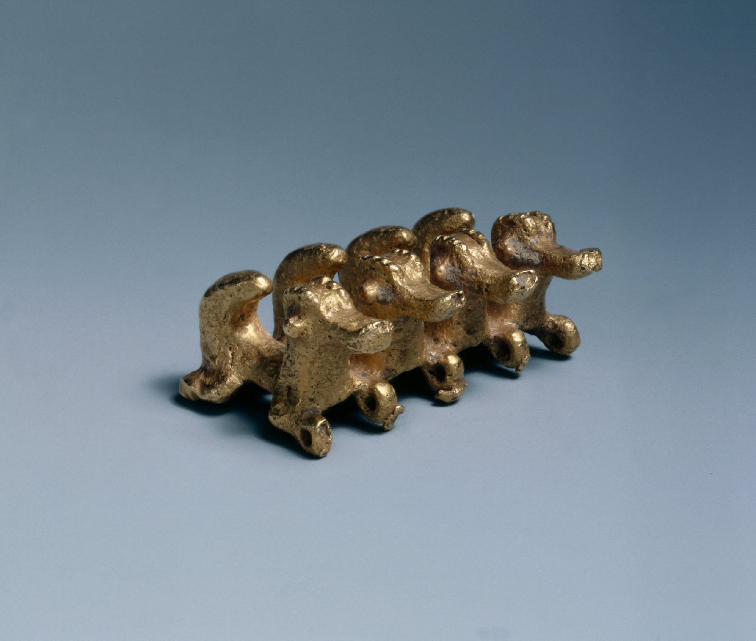 Linked Animals Pendant