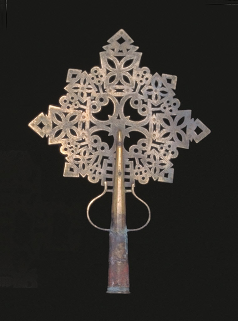 Processional Scepter Cross