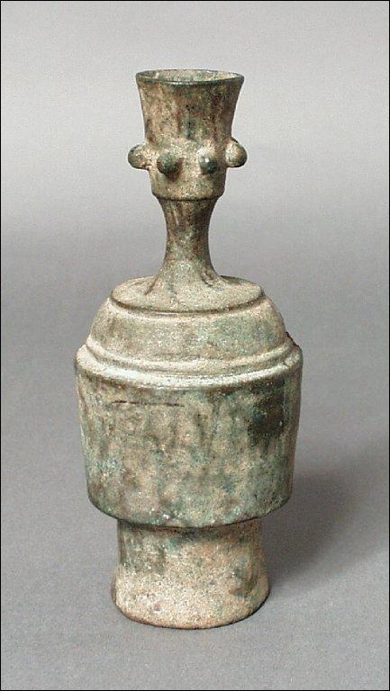 Vase with Pedestal Base
