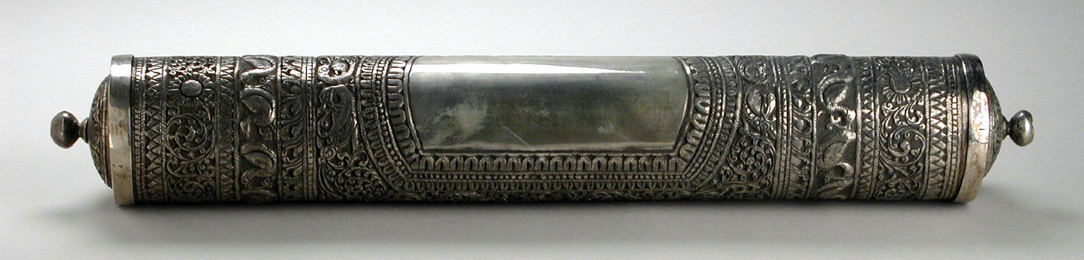 Marriage Scroll Case