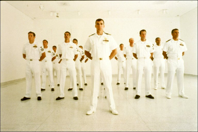 VB 39, U.S. Navy SEALS, Museum of Contemporary Art, San Diego, 1999