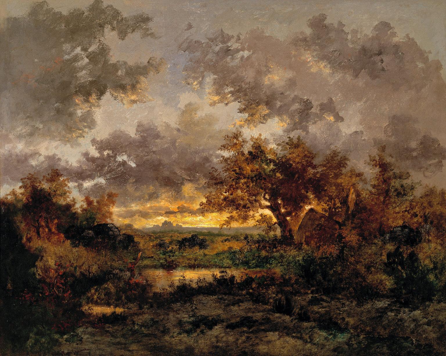 La Hutte des Charbonniers (The Charcoal Burner's Hut)