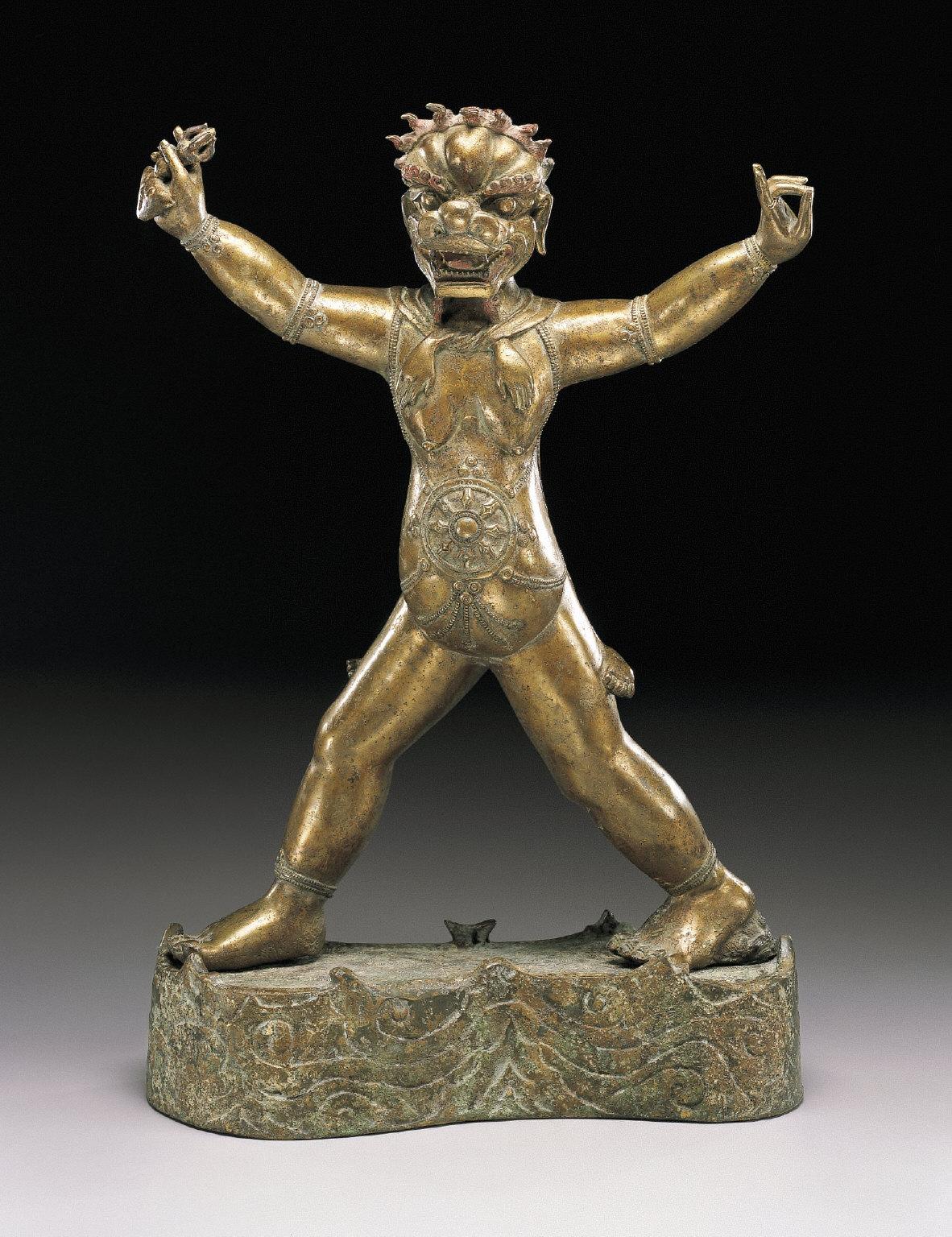 Simhavaktra (Lion-headed Dakini)